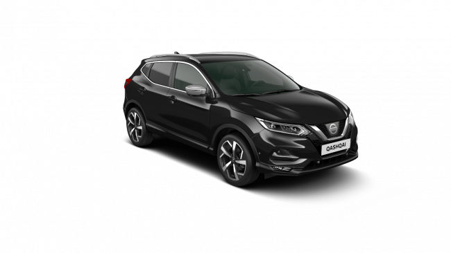 QASHQAI N-Connecta Panoramic